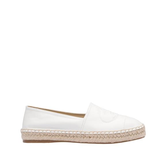 Prada 皮革草底鞋 3