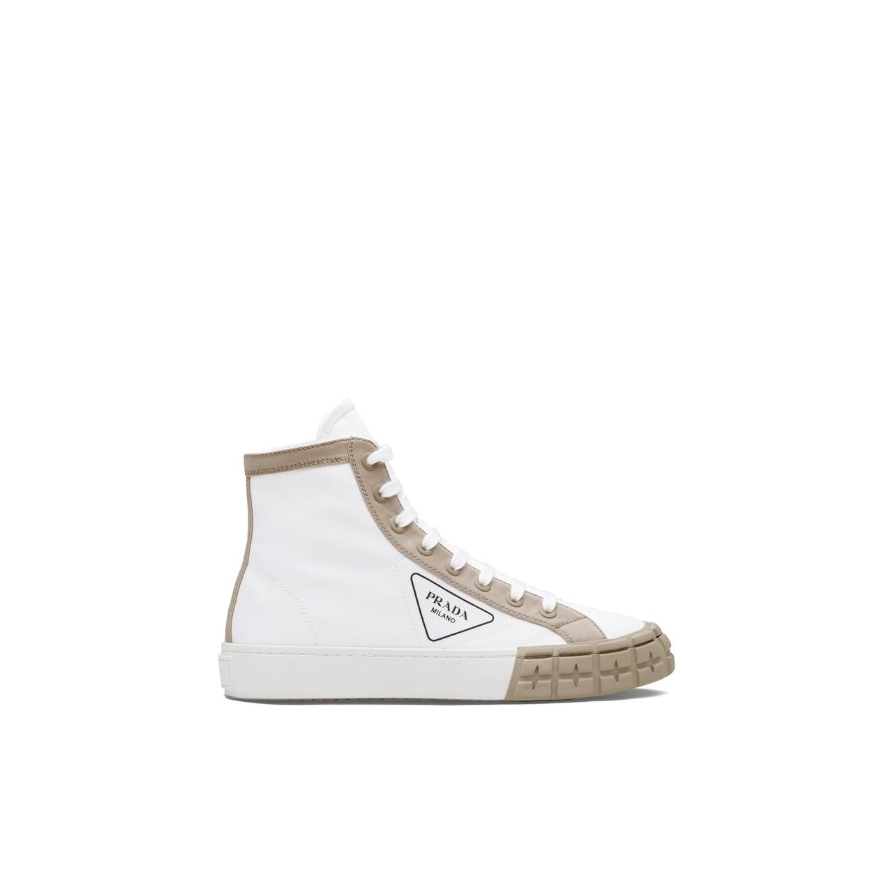 Prada 华达呢运动鞋 3