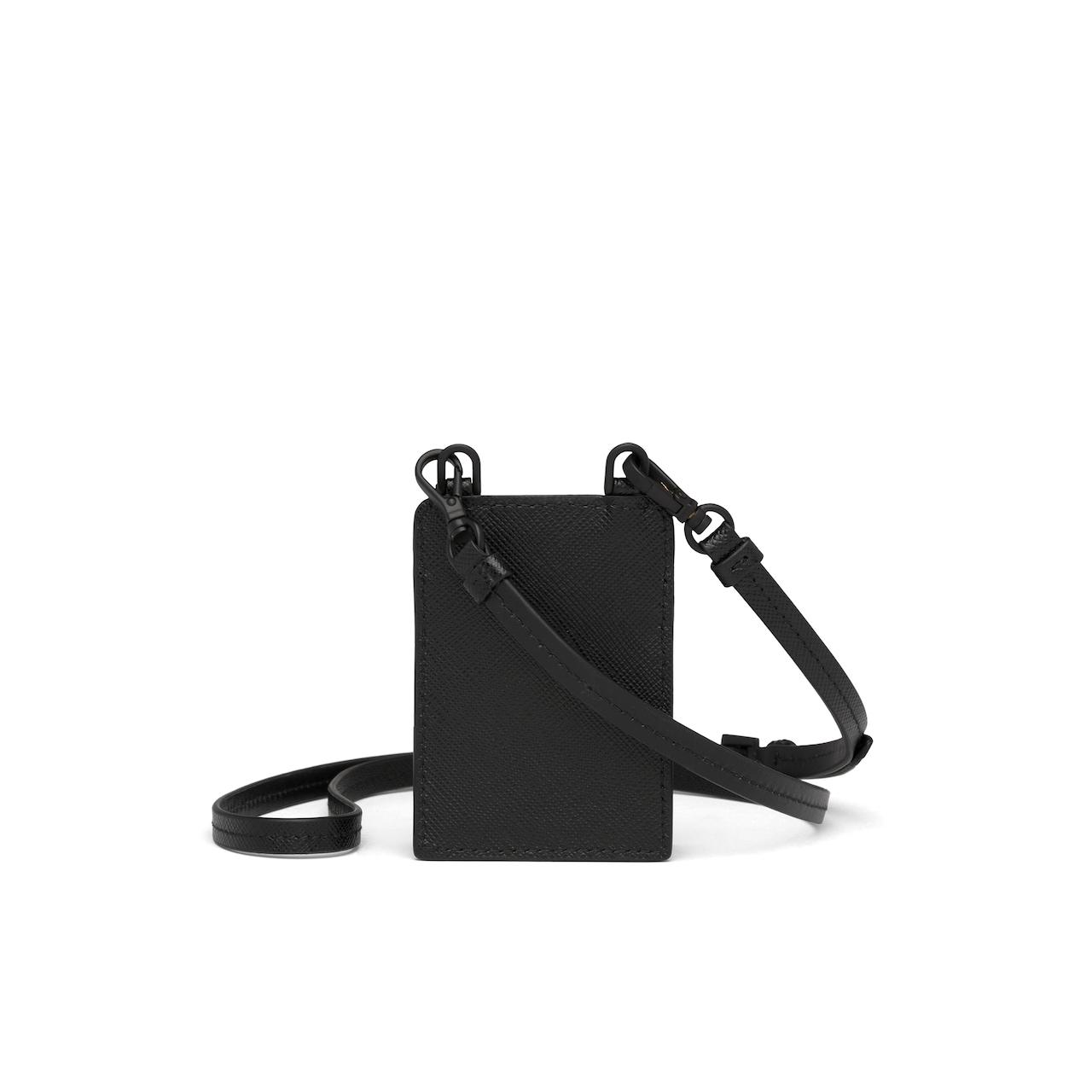 Prada Headphone case with shoulder strap 2