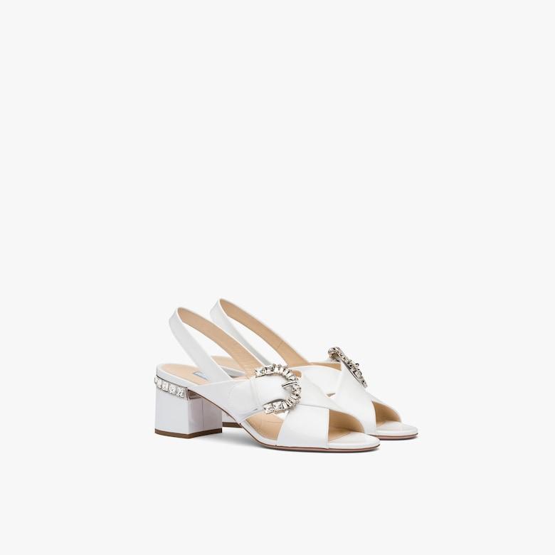 Prada Patent leather sandals - Woman