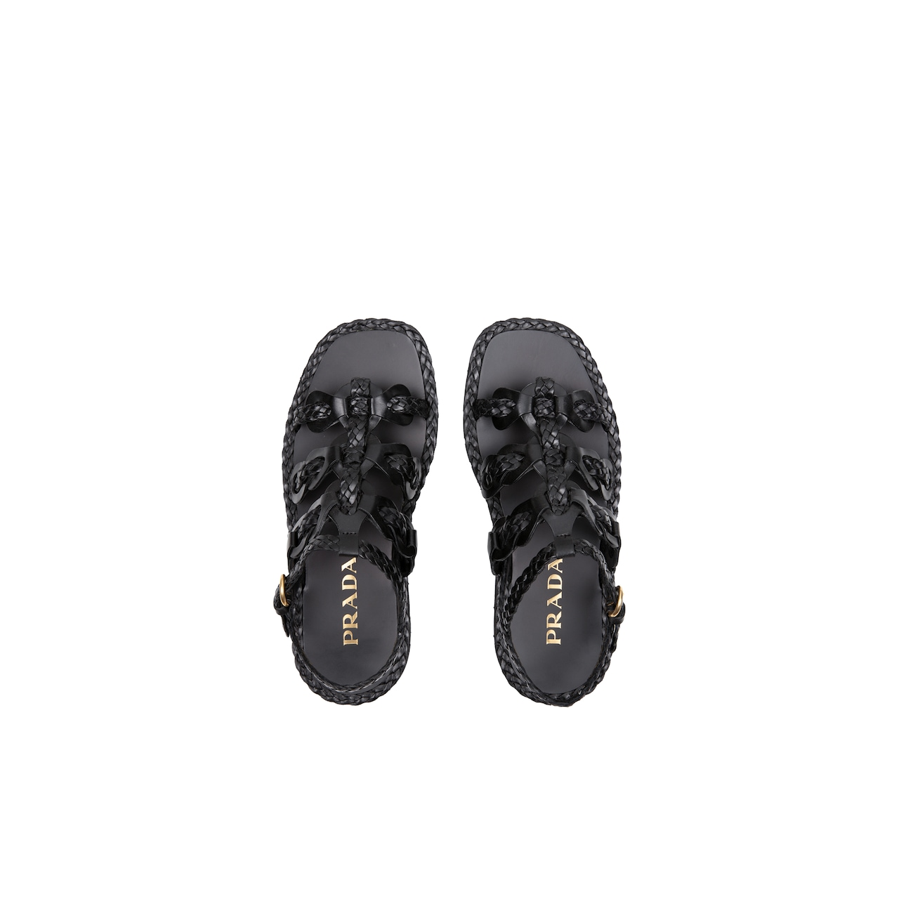 Prada Leather sandals 4