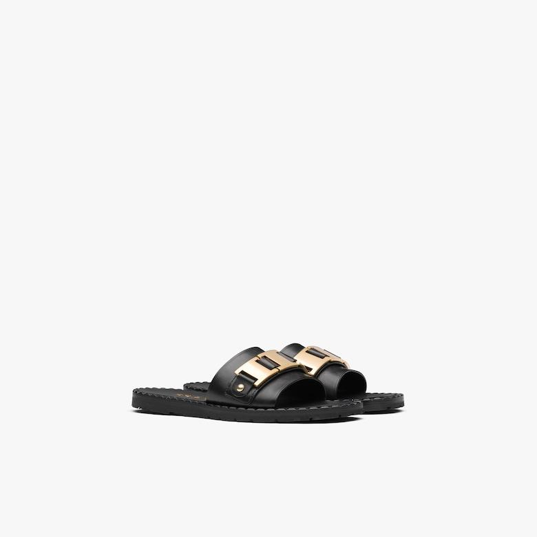 Prada Leather sandals - Woman