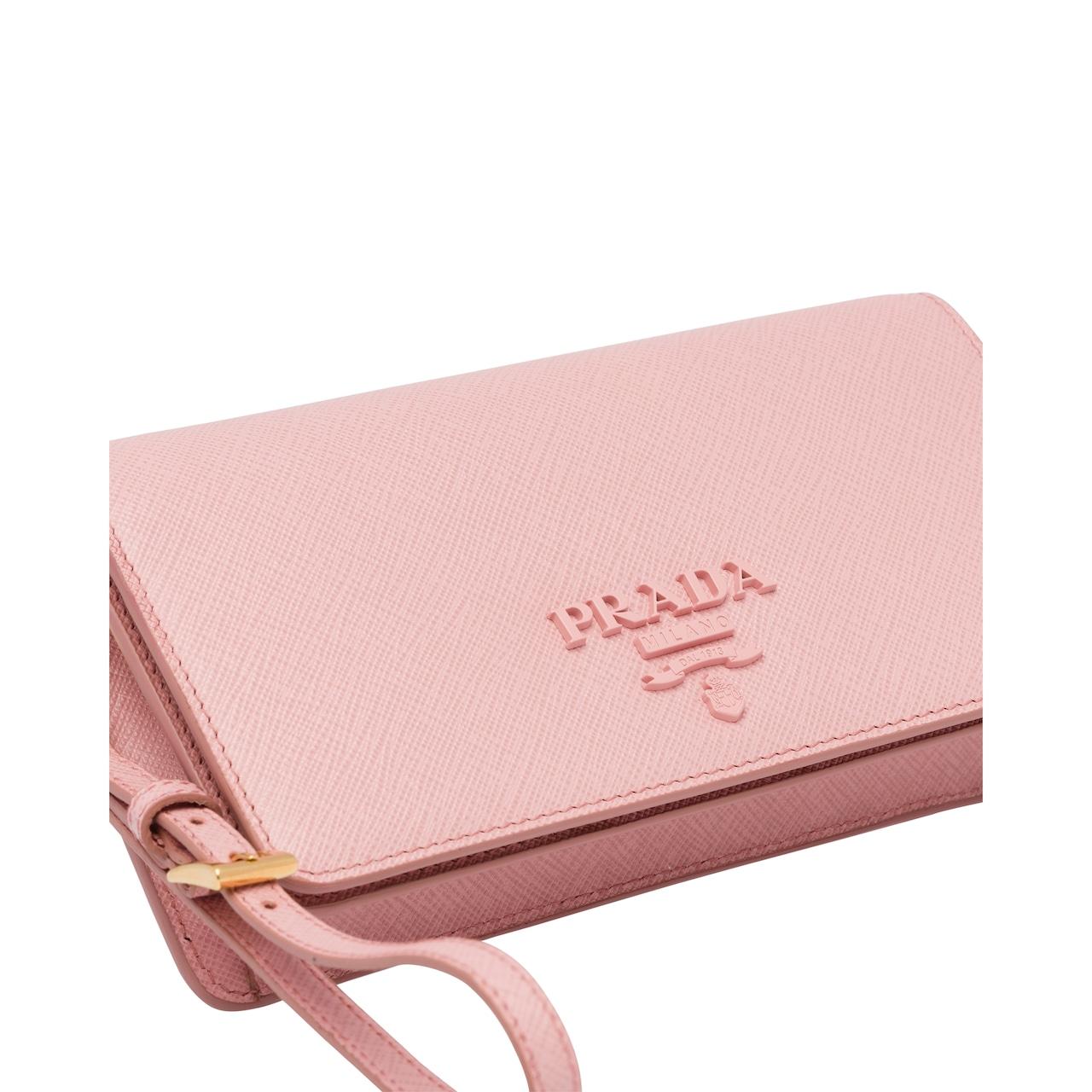 Prada Saffiano leather mini-bag 6