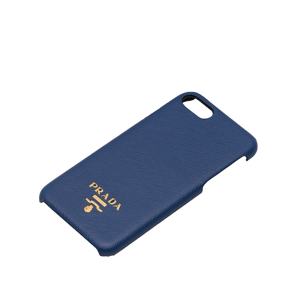 Saffiano leather iPhone 7 and 8 cover