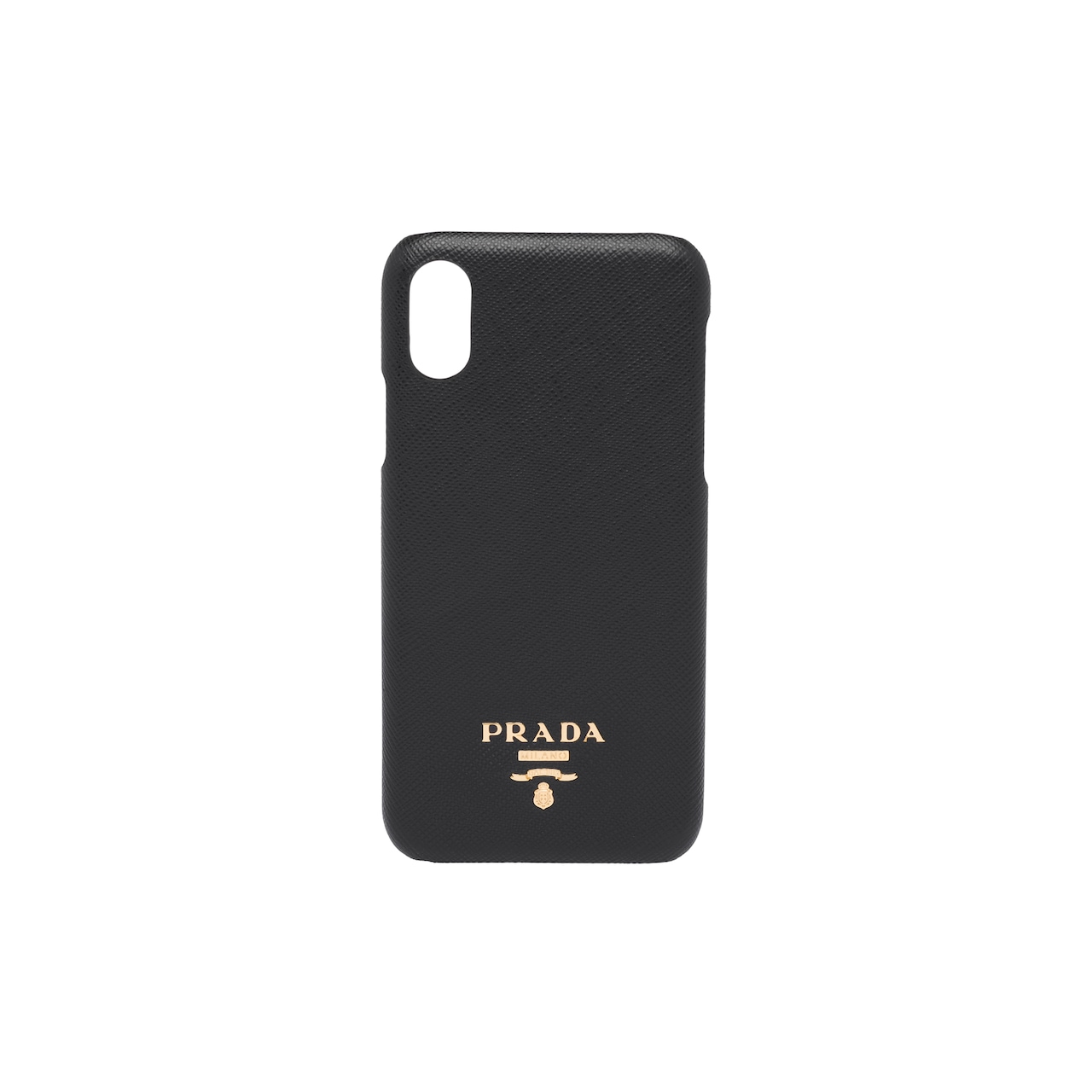 Prada Saffiano leather cover for iPhone X and XS 1