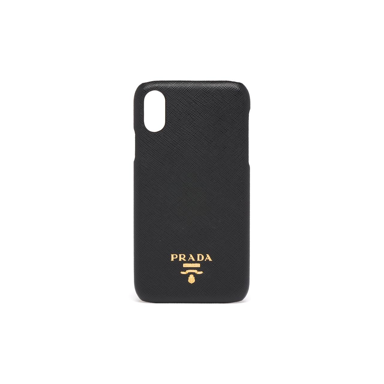 Prada Saffiano 皮革iPhone XR 手机套 1