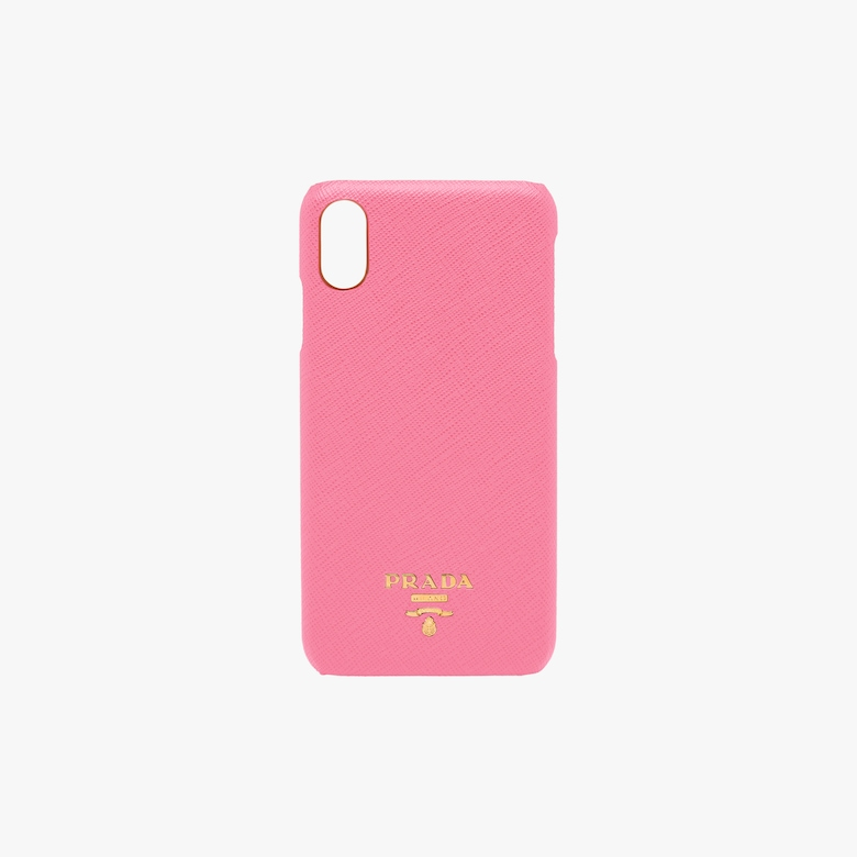 Saffiano cover for iPhone XS Max