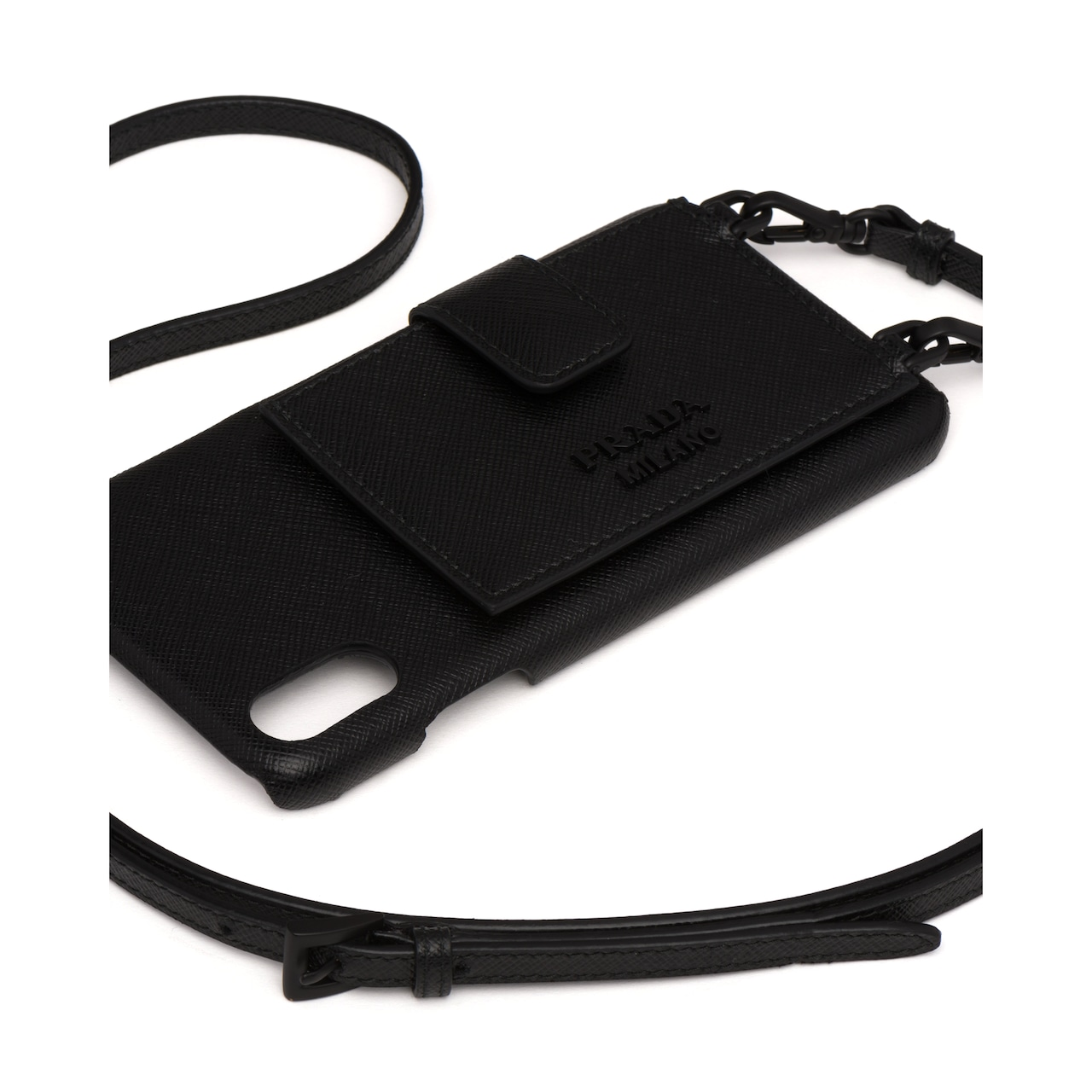 Prada iPhone XS MAX cover with shoulder strap 4