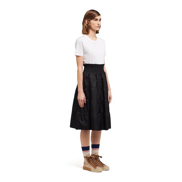 Prada Nylon gabardine skirt 2