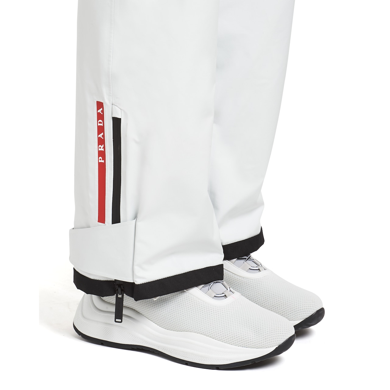 Prada LR-HX018 technical ski fabric trousers 5