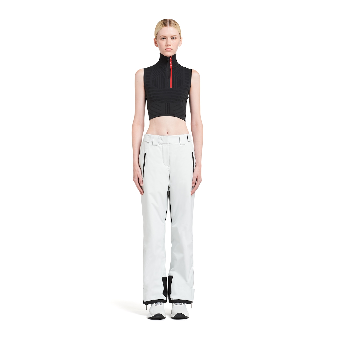 Prada LR-HX018 technical ski fabric trousers 2