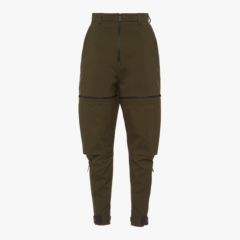 LR-MX014 professional technical fabric trousers