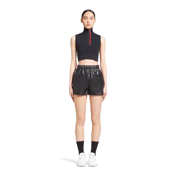 Prada LR-LX16-MK2 Light bonded nylon  shorts 3
