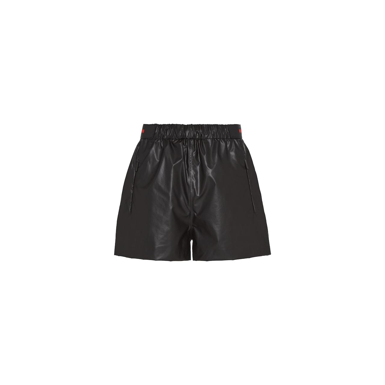 Prada LR-LX16-MK2 Light bonded nylon  shorts 1