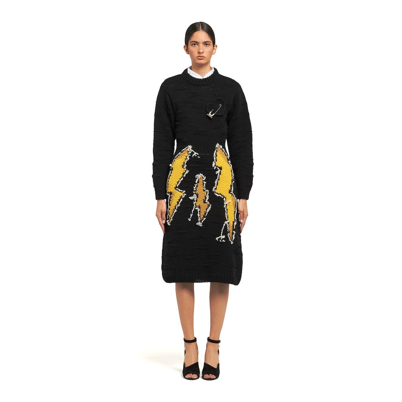 Shetland dress