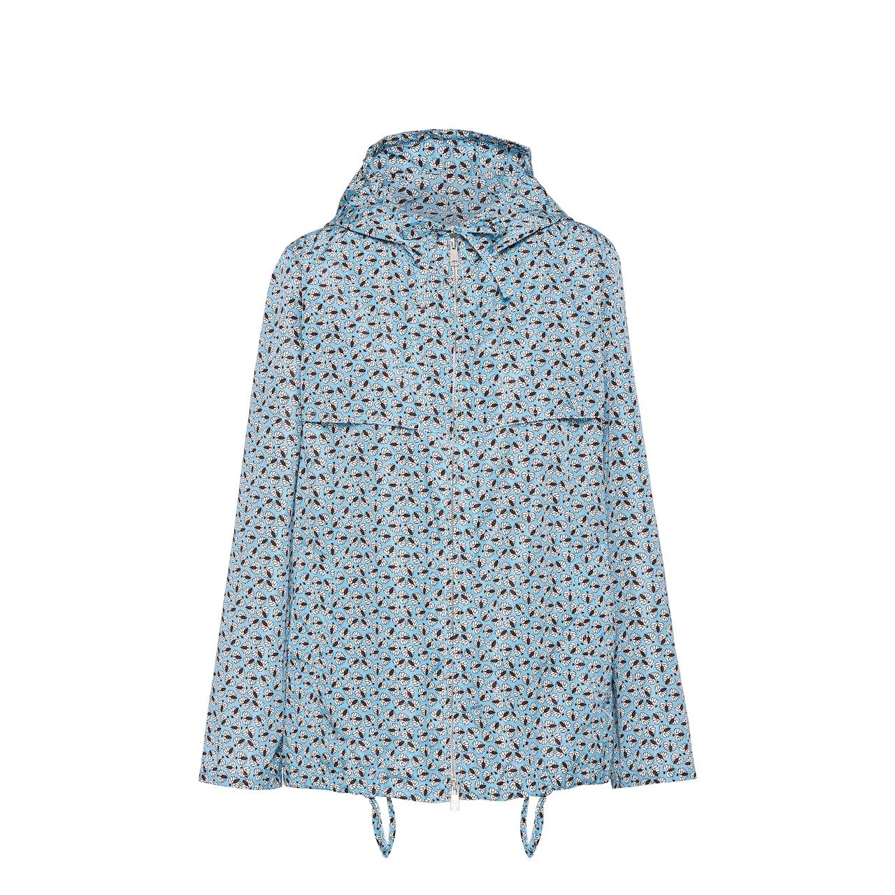 Prada Nylon caban jacket 1