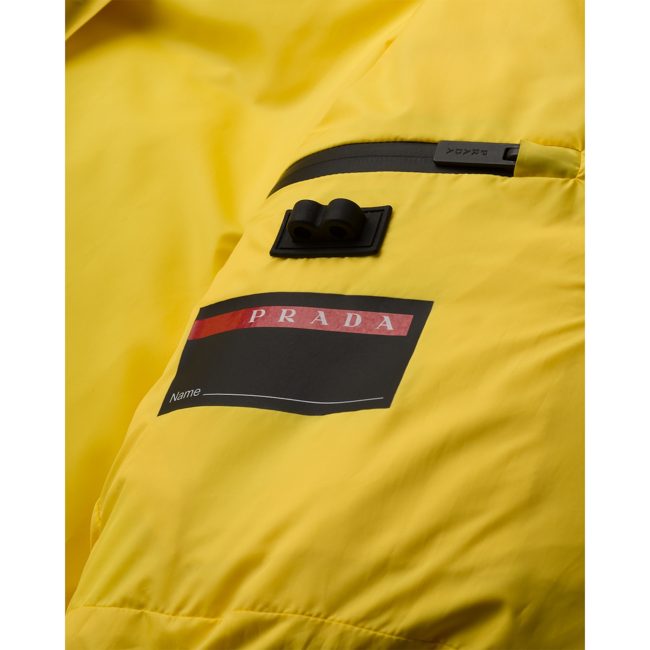 Prada LR-HX021 bonded nylon jacket 7