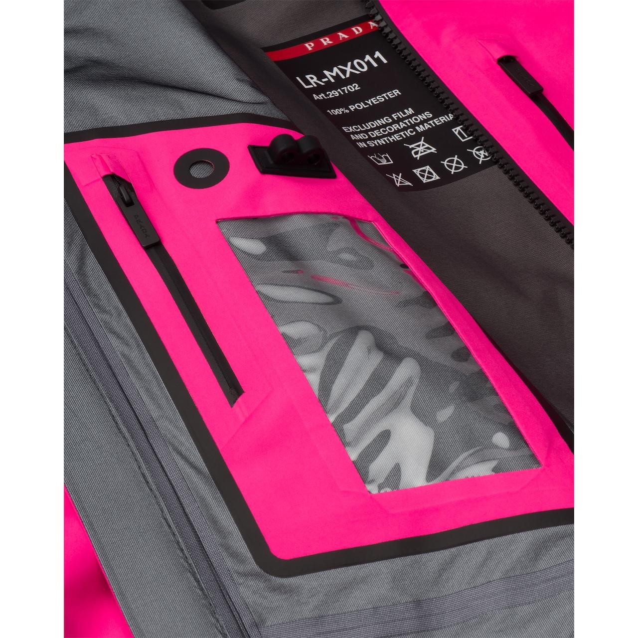 Prada LR-MX11 technical GORE-TEX nylon fabric blouson jacket 6