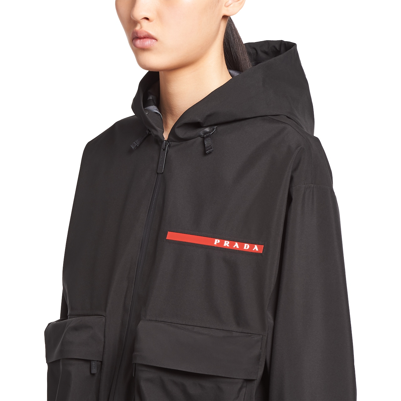 Prada LR-MX026 织物外套 5