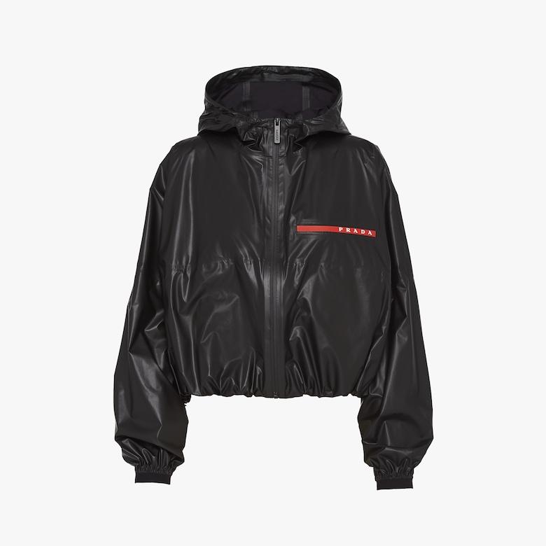 Prada LR-LX029 nylon blouson jacket - Woman