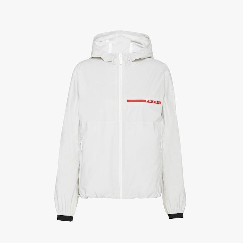 Prada LR-LX004-MK2 nylon jacket - Woman