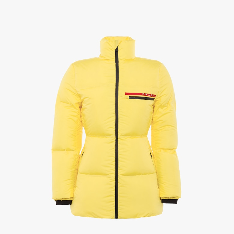 Prada LR-HX015 technical nylon jacket - Woman