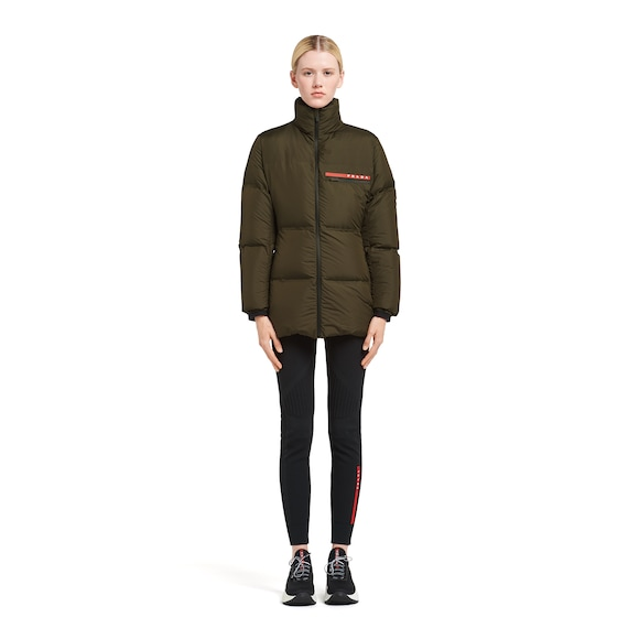 Prada LR-HX15 technical nylon puffer jacket 3