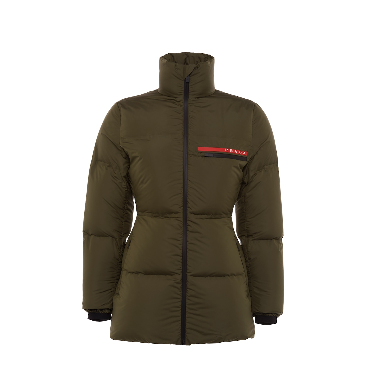 Prada LR-HX15 technical nylon puffer jacket 1