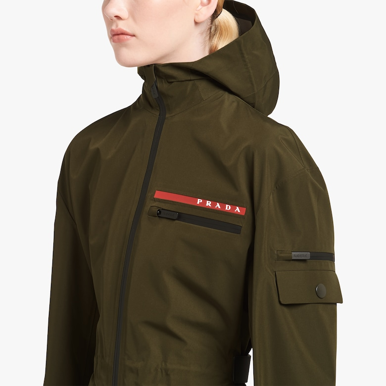 LR-MX018 professional technical fabric jacket