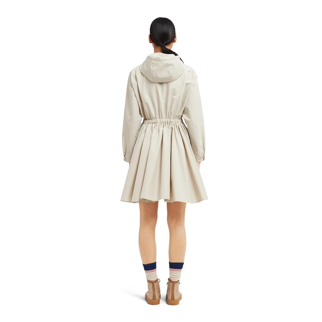 Prada Technical poplin raincoat 4