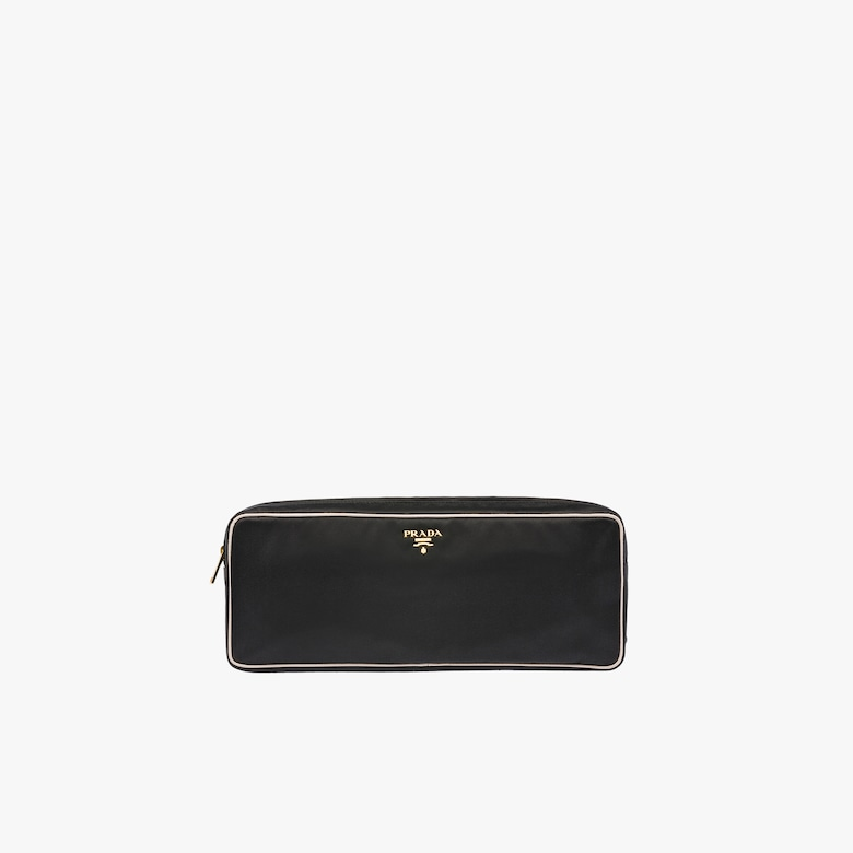 Prada Satin Slipper Travel Pouch - Man
