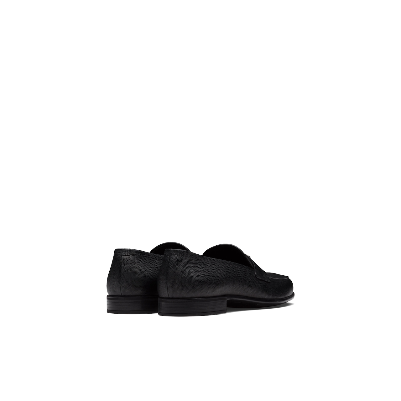 Prada Saffiano leather loafers 5