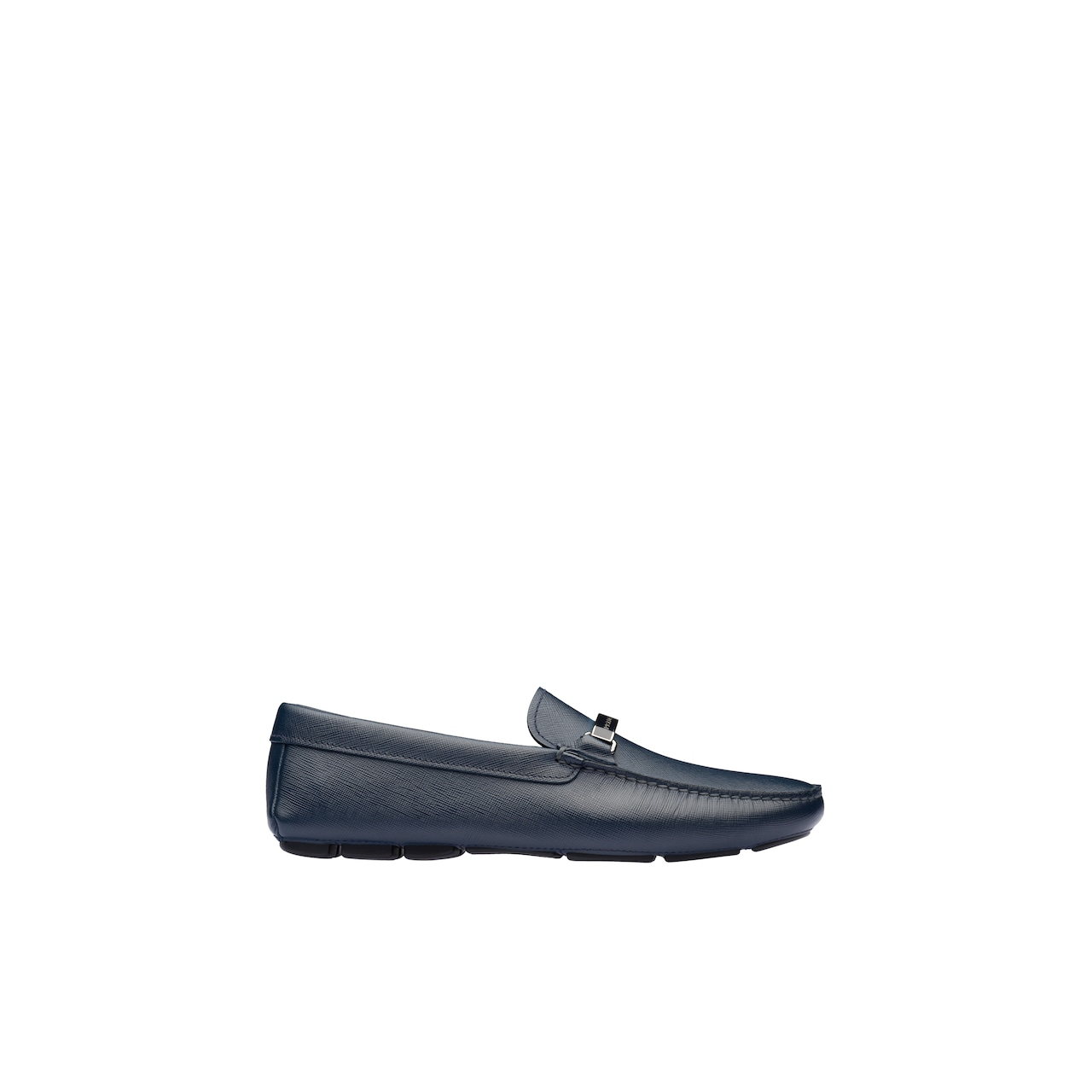 Saffiano leather loafers 4