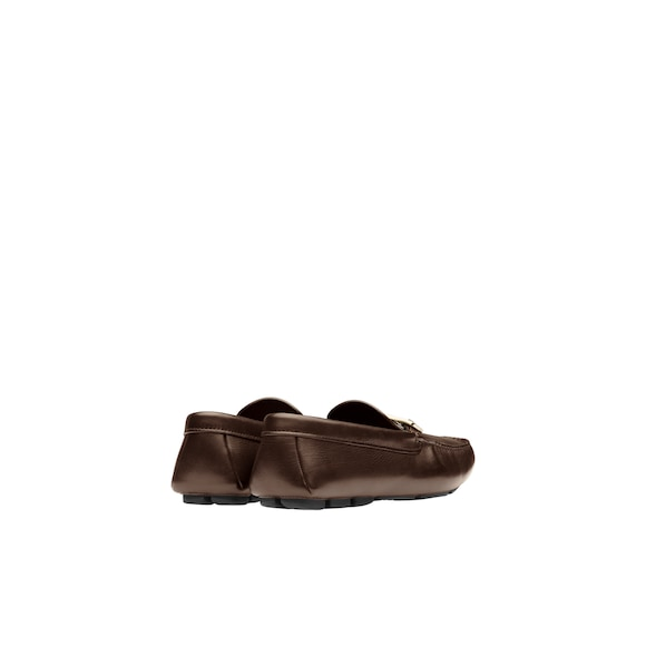Prada Leather loafers 4