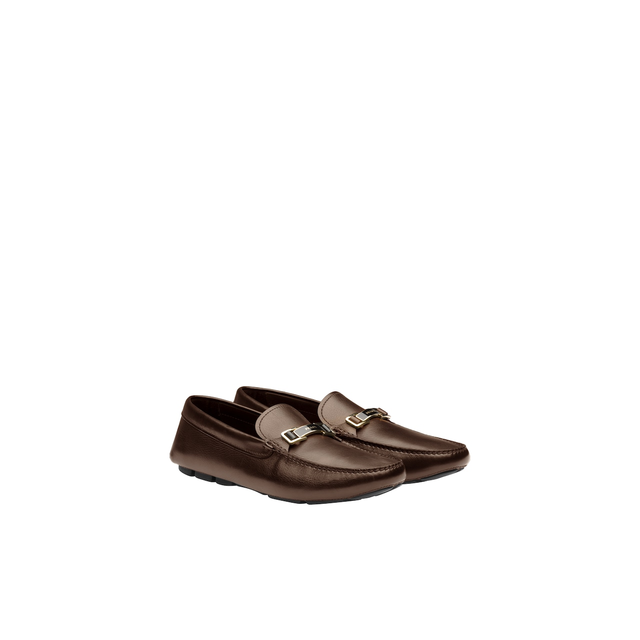Prada Leather loafers 1