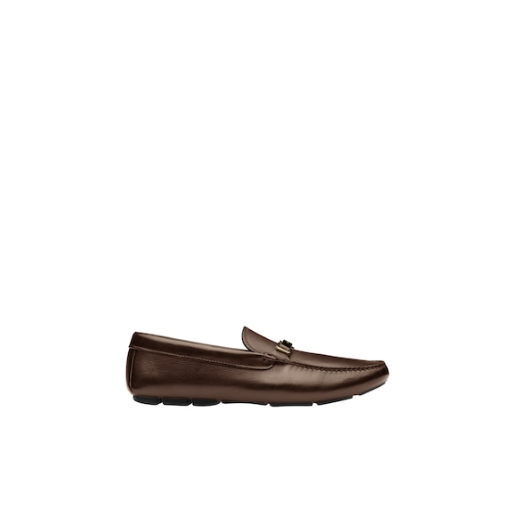 Prada Leather loafers 3