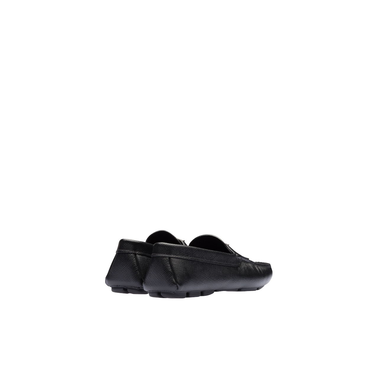 Saffiano Cuir loafers