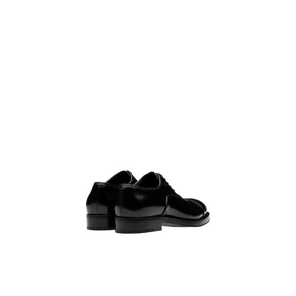 皮革牛津鞋