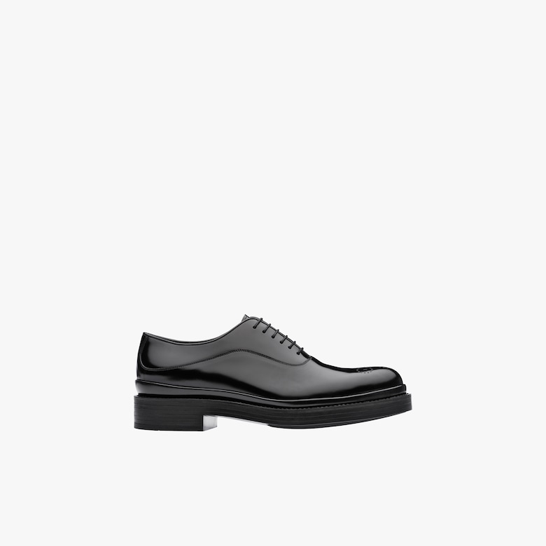 Prada Leather Oxford shoes - Man