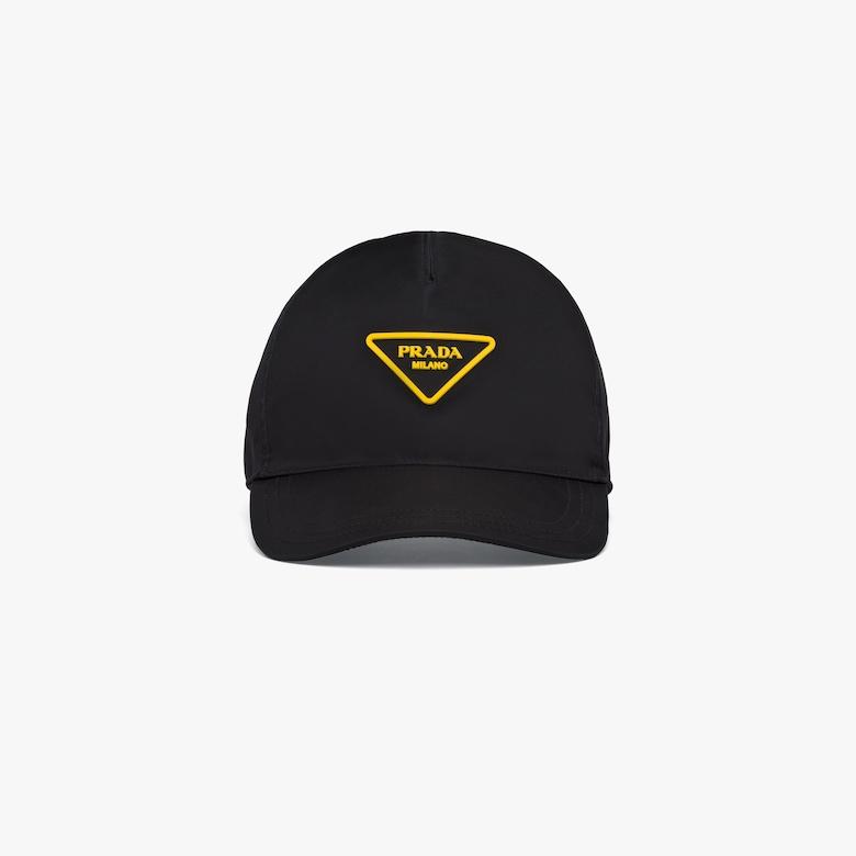 Prada Nylon Baseball Cap - Man