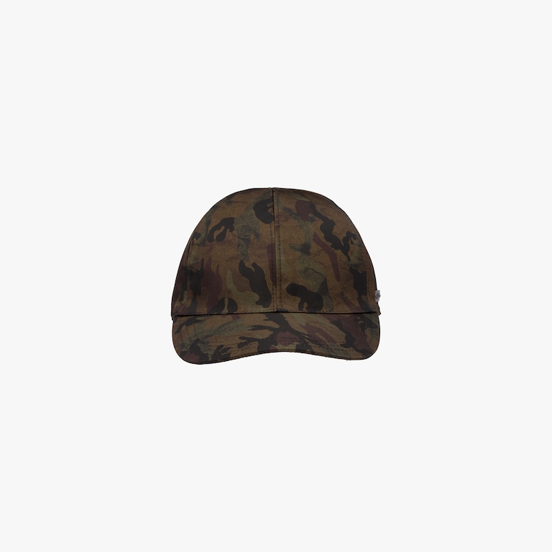 029f1072f73 Printed nylon baseball cap