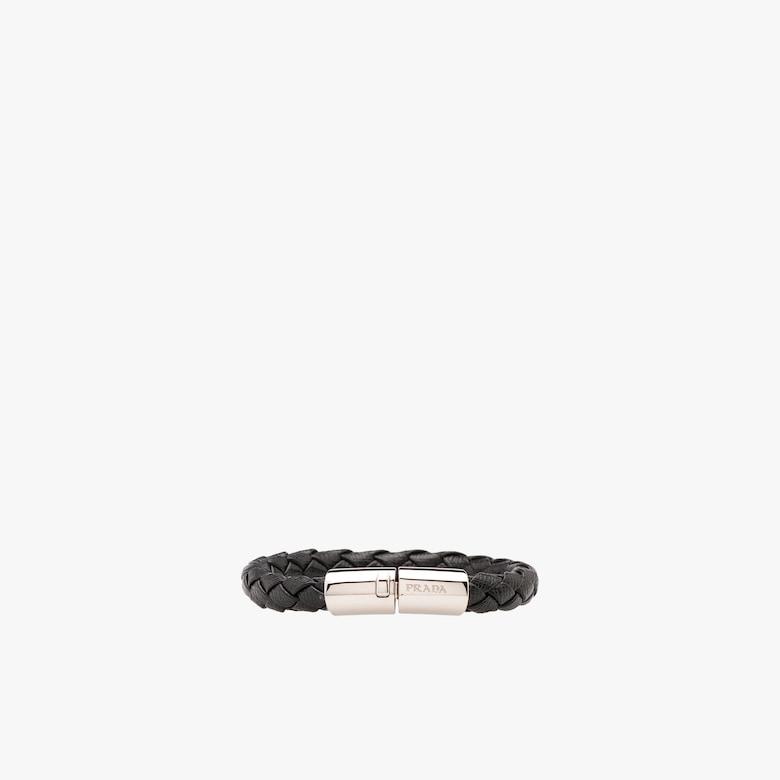 Saffiano Leather Bracelet