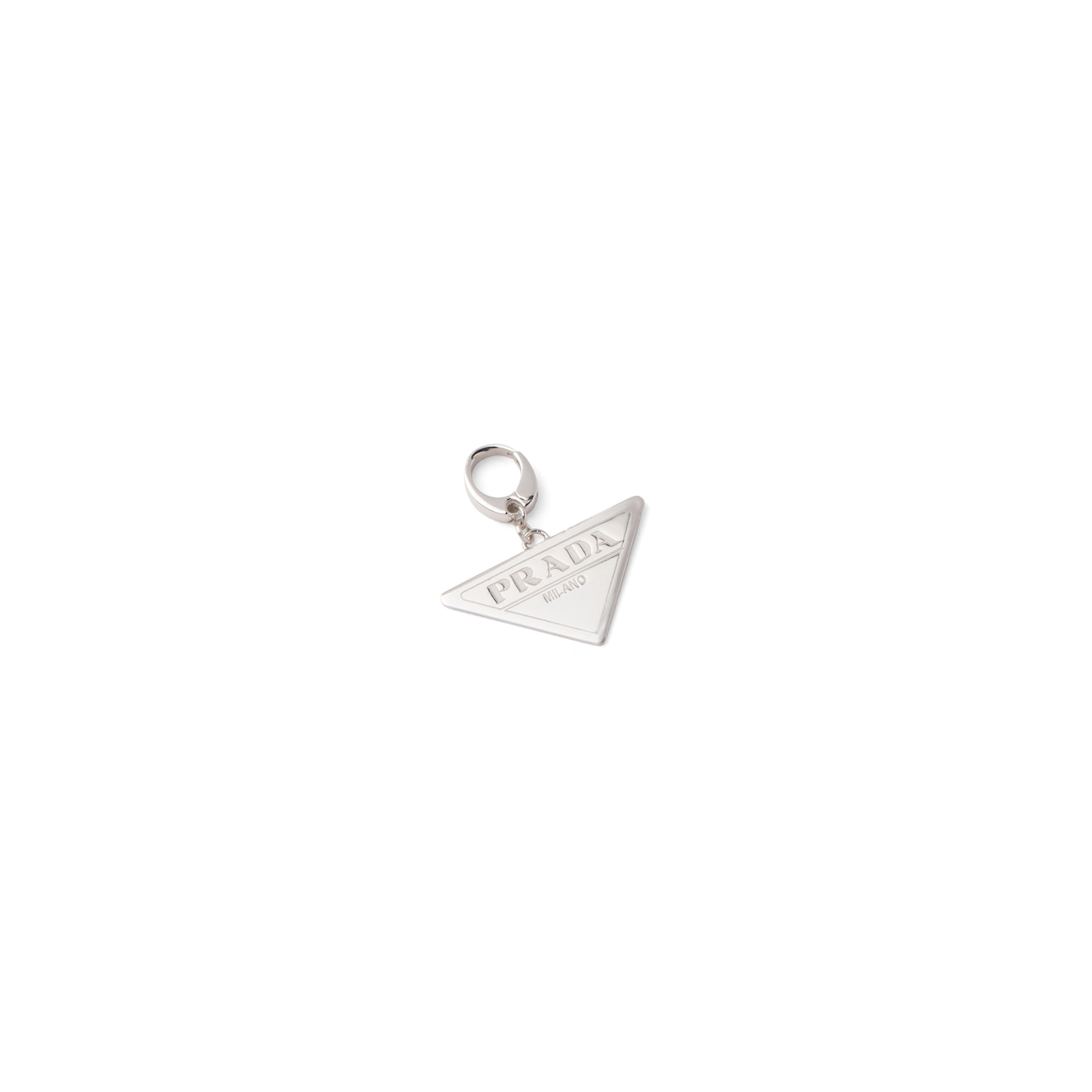 Prada Prada Fine Jewellery Charm with triangle logo 3