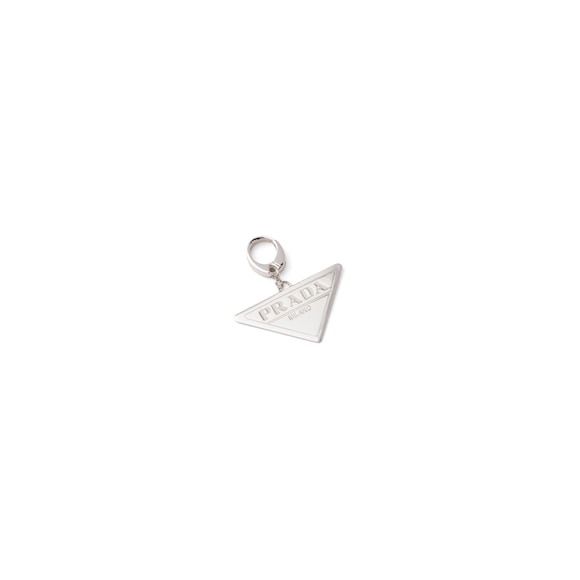 Prada Prada Fine Jewellery Charm with triangle logo 2