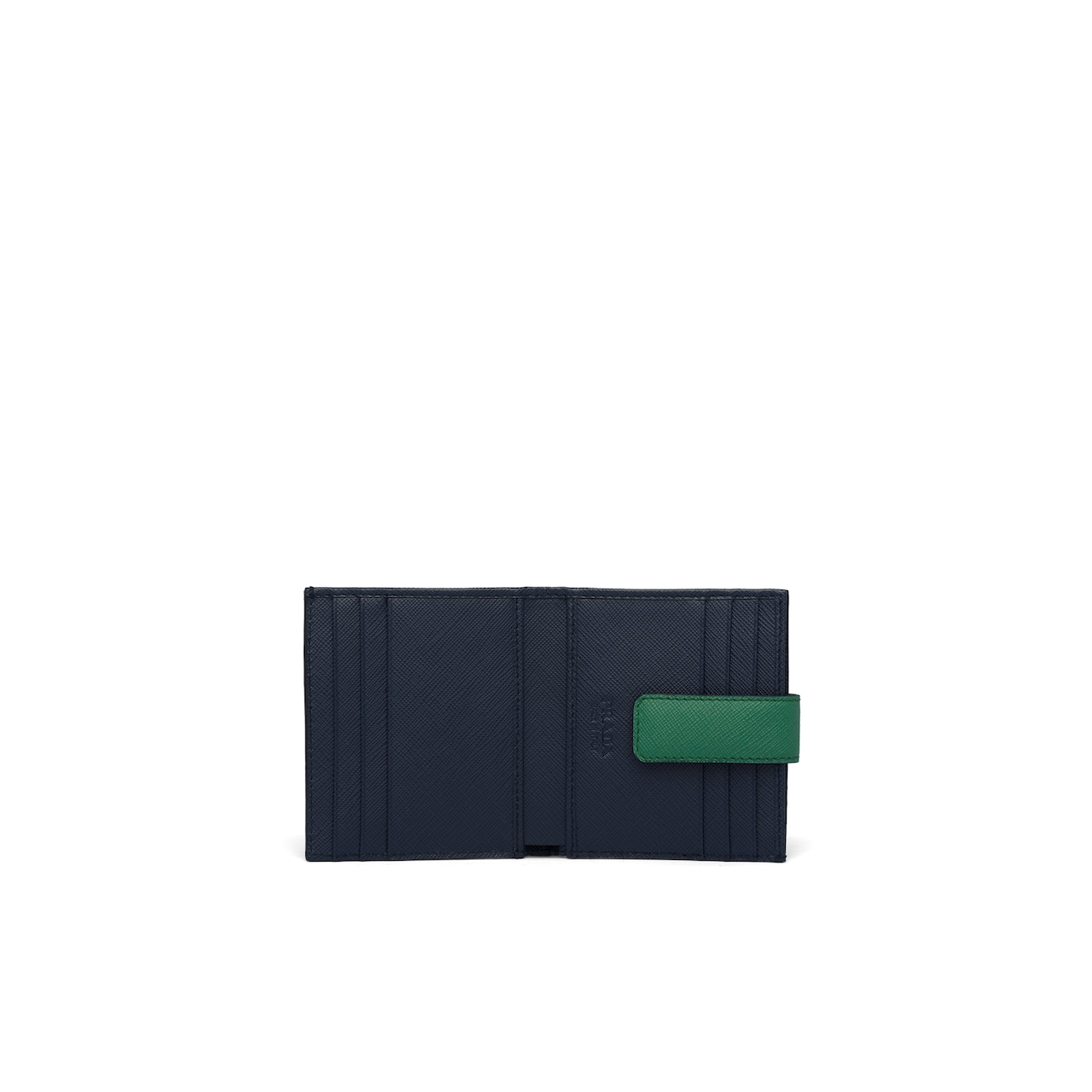 Saffiano leather card holder 4