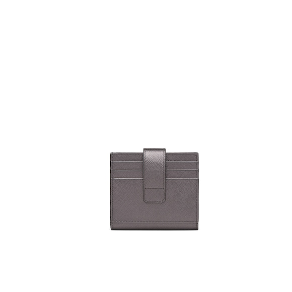 Prada Saffiano leather card holder 2