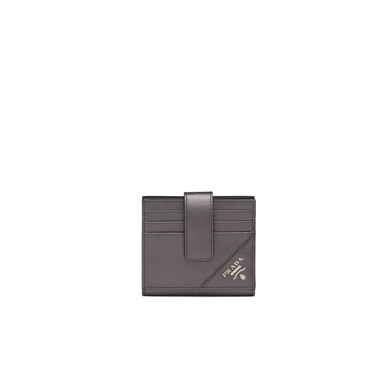 Prada Saffiano leather card holder 1