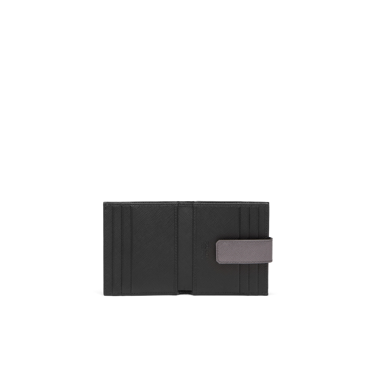 Prada Saffiano leather card holder 4