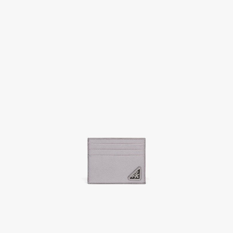 Prada Saffiano Leather Card Holder - Man