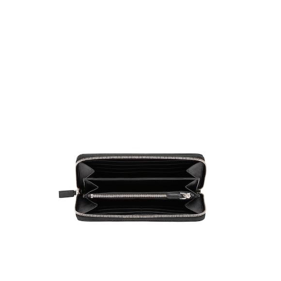 Prada Saffiano leather wallet 3